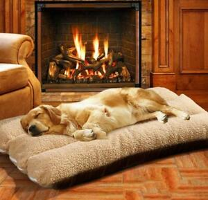 Winter Very Warm Large Dog Bed 39.37x23.62in