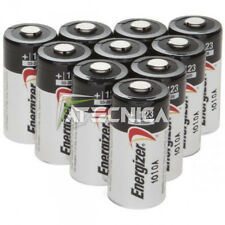 10 batterie pile ENERGIZER CR123 3V Litio DL123A CR123A EL123A sensori wireless