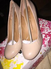 WOMENS Chinese laundry high heels. Nude colour
