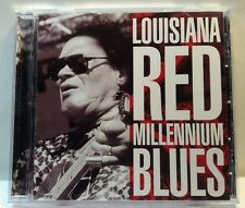 Millennium Blues by Louisiana Red (Cd, May-1999, Earwig) (cd6919)