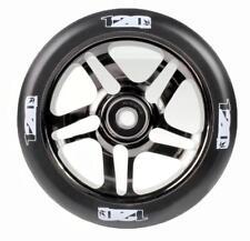 Envy 5 Spoke Scooter Wheel 120mm - Black Chrome (Pair)