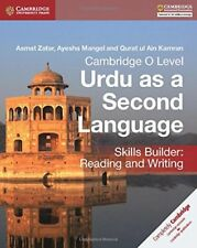 Cambridge O Level Urdu as a Second Language Skills Builder: Reading and Writing,