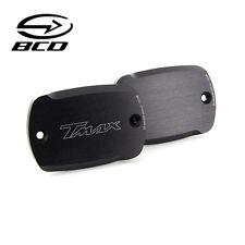 Capot de maître CNC BCD YAMAHA Tmax 530 T-max Noir NEUF cover mastercylinder cap