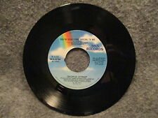 """45 RPM 7"""" Record George Strait Youre Something Special To Me 1985 MCA MCA-52764"""