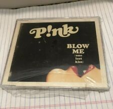 Pink Blow Me (One Last Kiss) Cd Single German Import W/The King Is Dead NEW