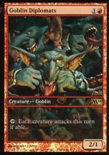 Goblin diplomats foil   nm   Game Day promos   Magic mtg