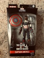 Marvel Legends 2021 Falcon And Winter Soldier Captain America 6? Action Figure