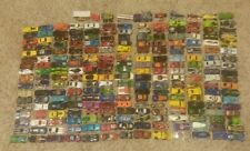 Large Hot Wheels Lot of 232 Cars, 1970s to Now, Some Real Riders and Redline +
