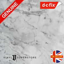 D-C FIX ROMEO GREY MARBLE STICKY BACK PLASTIC SELF ADHESIVE VINYL FILM 67.5cm