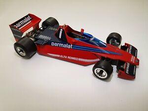 Brabham Alfa Romeo Parmalat 1/14 Burago Bburago Formula 1 Niki Lauda