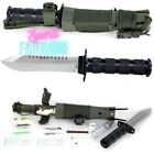 Anchored Eagle Survival Knife Stainless steel Blade with Sheath Camping Tool New