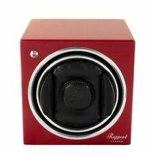 Brand New Guaranteed Free Shipping Rapport Watch Winder Evo 06 Red/Crimson