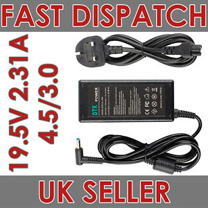 DTK DL-45W 19.5V 2.1A Laptop Computer Notebook AC Adapter Power Supply DL-195231