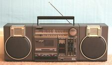 Philips D8234 Portable Stereo/Ghetto Blaster/Boombox