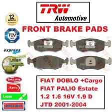 Für Fiat Doblo Palio Kombi 1.2 1.6 16V 1.9 D JTD 2001-2004 Vorne Brems Scheiben