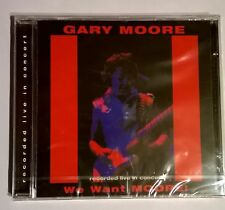 GARY MOORE We Want Moore! (CD neuf scellé/sealed)