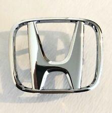 New Genuine Honda 6282975 Oem Chrome Emblem Logo Air Bag Steering Wheel