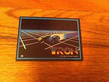 1981 Walt Disney Film Movie TRON Trading Card #38 Collectible Vintage Sci-Fi old