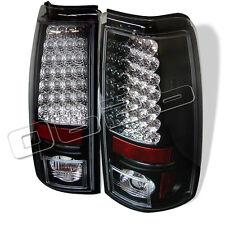 Chevy Silverado 1500 2500 99-06 GMC Sierra 1500 2500 3500 99-06 BLACK