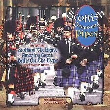 CD - Scottish Drums and Pipes - New