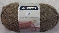 Patons Jet #831 Mocha Wool & Alpaca 50g