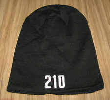 GIRLS' GENERATION SNSD SPAO BIRTHDAY 210 SOOYOUNG SIGNATURE BLACK BEANIE NEW