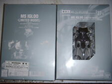 Bandai HCM Pro Gelgoog MS Igloo Version Action Figure 1/200 Scale Metoro