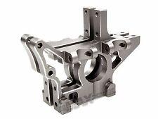 RDLogics Aluminum HD Bulkhead Rear for TMaxx T-Maxx -Silver color
