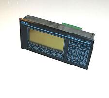Sae Electronique GmbH EEx ib DETAILLE t4 ptb NR ex-92.c.2144x op panel no/1346