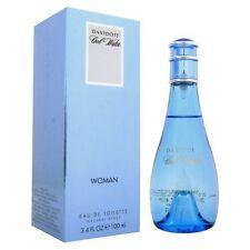 Cool Water By Davidoff Women 3.4 oz 100 ml *Eau De Toilette* Spray New in Box