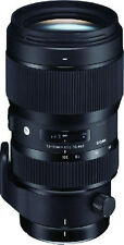 Sigma DC 50-100mm f/1.8 DC HSM Art Lens for Nikon