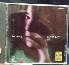 Janis Ian Breaking Silence Analogue Productions 24-Karat Gold CD