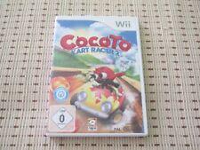 COCOTO KART RACER 2 pour Nintendo Wii et Wii U * Neuf dans sa boîte *