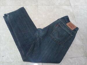 LEVI'S 514 Mid Rise Straight Boyfit Jeans , size 12 UK , 31W 30L