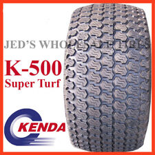 18x6.50-8 18/6.50-8 18-650-8 Tire Riding lawn Mower Go Kart Kenda K500 Turf 2ply