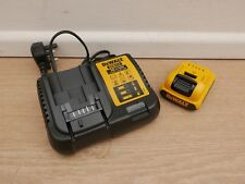 DEWALT Dcb113 XR Li-ion Multi Charger 240v Dcb127 10.8v Battery
