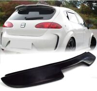 FOR SEAT LEON MK2 1P PREFACELIFT SPOILER ( 2005-2009 ) TAILGATE WING COVER DOOR