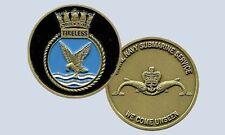HMS Tireless S88 Submarine Challenge Commemorative Coin