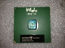 Processore Intel Pentium III SL3XW 667MHz 133MHz FSB 256KB Cache Socket PGA370