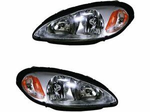 For 2001-2005 Chrysler PT Cruiser Headlight Assembly Set 59335FP 2002 2003 2004