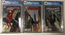 Amazing Spider-man 1 Superior 31 2099 1 Variant Connecting Cover Set Cgc 9.8 WP