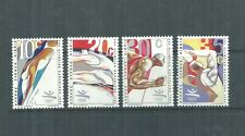 CYPRUS STAMPS COMPLETE SET OLYMPIC GAMES BARCELONA 1992