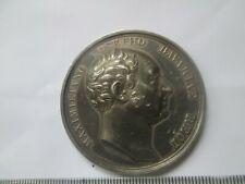 More details for large 1824 silver medal kingdom of bavaria 1824 bayern maximilian i. joseph
