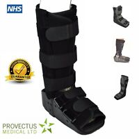 Universal Fracture Ankle Foot Sprain Injury Air Walker Boot Brace Support Fixed