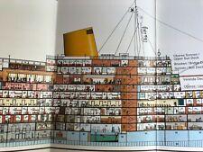 Ms Europa - Hapag Lloyd | 1975 Deck Plan & Cutaway