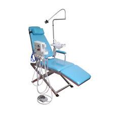 Dental Portable Folding Chair with Turbine Unit+ Pull Rod Box GM-C006 lov