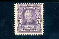USAstamps Unused FVF US Series of 1902 Jackson Scott 302 OG MLH