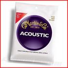 Martin 80/20 Bronze Acoustic Guitar Strings - Light for sale
