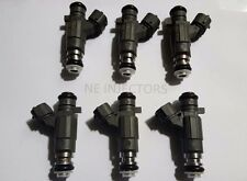 Flow Matched Fuel Injector Set for Nissan 350z Infinity G35 Maxima 3.5 FBJC100 6