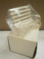 Dollhouse Miniature- Metal Park Bench No. 2945- New- L165